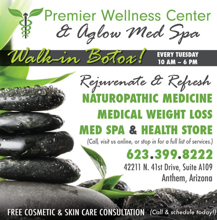 Now Offering Laser Hair Removal! » Premier Wellness AZ